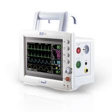 Bm3 Multi Parameter Patient Monitor Bionet America