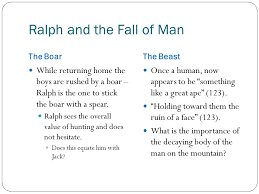 Lord Of The Flies Jack Quotes 16 Inspiration Lord Of The Flies Chapters Ppt Video Online Download