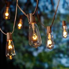 better homes and gardens outdoor glass edison string lights 10 with regard to best and