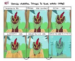 Kirin Waifu Chart My Little Pony Friendship Is Magic