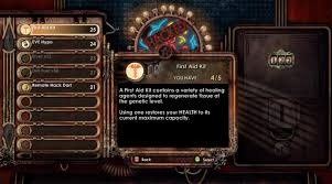 Bioshock Vending Machine Custom Bioshock 48 UI Analysed Part 48 Alex HortFrancis