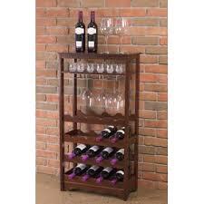 Barstaple 16 Bottle Floor Wine Rack