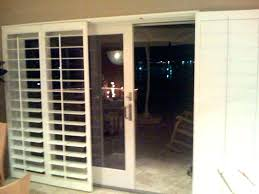 plantation shutters for sliding doors shutters for sliding patio doors plantation shutters for sliding doors exterior