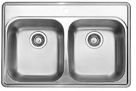 Small Picture Blanco Stainless Steel Topmount Kitchen Sink 1 Hole The Home