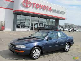 1994 Night Shadow Pearl Toyota Camry LE V6 Sedan #26881596 ...