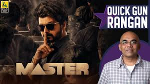 Master Tamil Movie Review By Baradwaj ...