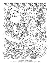 Free 92 Page Holiday Coloring Book Coloring Pages Free Christmas