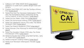 Pusat belajar soal cpns no.1 indonesia. Contoh Soal Cat Cpns 2015 Casiniboards S Blog