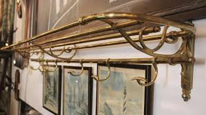 Brass Hooks For Coat Rack Mesmerizing Solid Brass Coat Hooks New House Designs