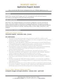 Healthcare Analyst Sample Resume Ha