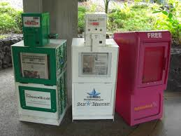 Newspaper Vending Machine Locations Gorgeous Newspaper Vending Machine Free Stock Photo Public Domain Pictures