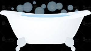 bathtub clipart transpa background
