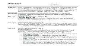 Fashion Sales Associate Resume Objective Sale Sample Retail Download