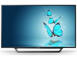 sony tv on sale. sony 55 inch full hd smart tv, black - 55w650d tv on sale
