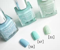 ティファニーブルー キャンメイクマニキュア Nails Make Up Designs