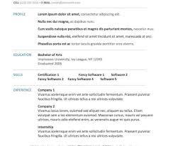 Resume Templates Word Download Resume Unique Resume Templates Awesome Amazing Resume Templates 82