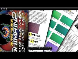 Hok Paint Color Chart House Of Kolor Shimrin 2 Color Card Color Wall