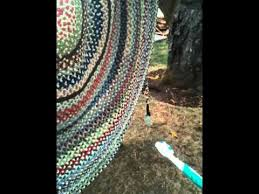 braided rug cleaning valances and wver