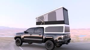 Blog - Leentu's 300-Pound Customizable Pop-Up Camper Fits Trucks Big ...