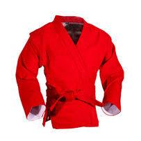 """Купить красную самбовку (<b>куртку</b> для <b>самбо</b>) Green Hill """"<b>Sambo</b> ..."""