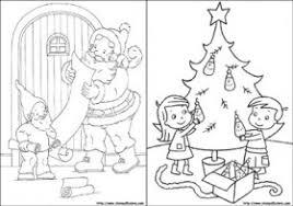Giochi Per Bambini 256 Disegni Natalizi Da Stampare E Colorare