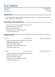 Resume Templates For Pages Best Resume Template Pages Letsdeliverco