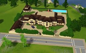 the sims 3 modern house plans elegant mansion floor plans sims 3 at amazing modern house