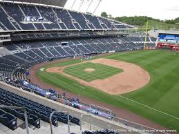 Royals Stadium Seating Chart Kauffman Stadium View From View Box Outfield 434 Vivid Seats