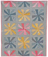 Quilt Patterns Extraordinary Cartwheels Paper Pattern Freshly Pieced Modern Quilt Patterns