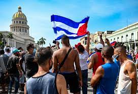 Cuba protests: One reported dead in ...