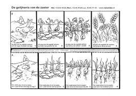 Knutselwerkje Over De Gelijkenis Van De Zaaier Manualidades