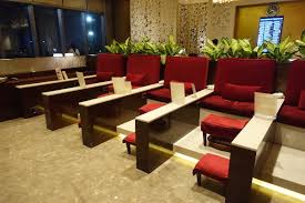 GVK Lounge Mumbai Airport spa