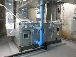 Air Conditioning Plenum Design Consulting Specifying Engineer Ahu Types Components