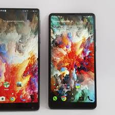 First Impressions Of Us 500 Xiaomi Mi Mix 2 Smartphone