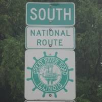 Image result for illinois great river road national route