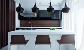 Kitchen Modern 12 Modern Eat In Kitchen Designs