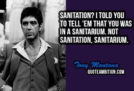 Scarface Quotes Enchanting 48 Best Scarface Quotes By Tony Montana