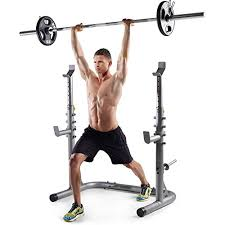 Xrs 20 Exercise Chart Golds Gym Ggbe20615 Xrs 20 Squat Rack Buy Online See