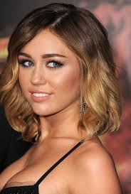 Miley Cyrus Hair Style long bob ombre miley cyrus hairstyles and cuts pinterest 2928 by wearticles.com