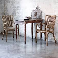 Traditional garden chair rattan PIANO Sika Design