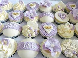 16 best Using Patchwork Cutters Quilting embossers images on ... & These gorgeous Lilac cupcakes have been made for a Pearl Wedding  Anniversary by the very talented Adamdwight.com