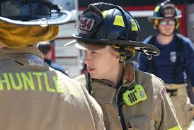 Female Firefighters Still Fight For Equality Were Assumed