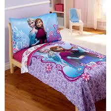 Disney Frozen Elsa & Anna 4-Piece Toddler Bedding Set - Walmart.com &  Adamdwight.com