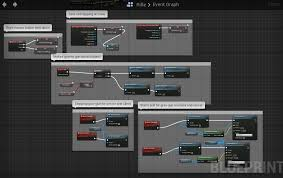 need help replicating physics gun blueprint ue answerhub unreal pic 1 png