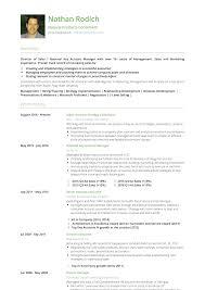 Senior Resume Template Senior Resume Samples Templates Visualcv