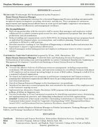 Great Human Resources Manager Resume Examples Hr Recruiter Resume