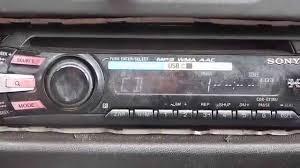 cd player sony xplod cdx gt35u cd player sony xplod cdx gt35u