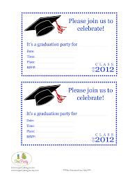 graduation party invitations templates net colors printable graduation party invitation templates party invitations