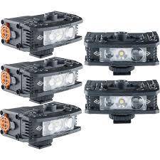 Foxfury Lights Foxfury Rugo 2 5 Point Lighting Kit