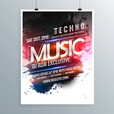 Free Templates For Posters Free Poster Vector Art Edit Download 10k Poster Files
